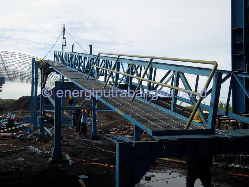 Conveyor Belt PT Bukit Asam