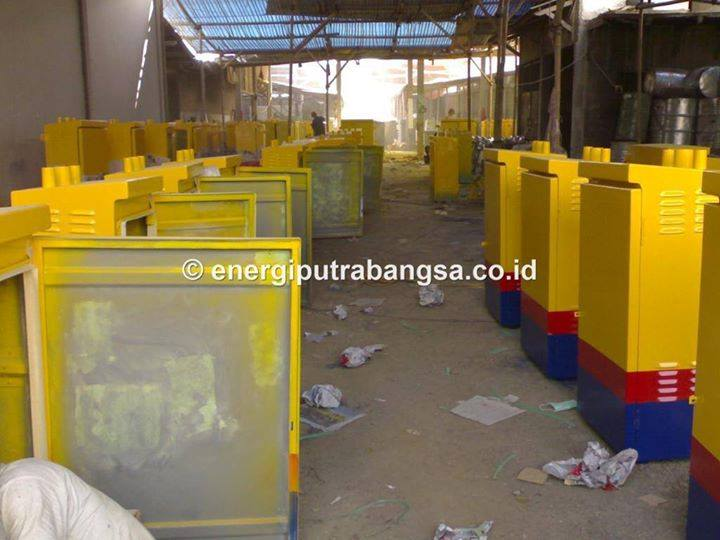 box kwh meter