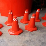 Road Barrier Fiber – Road Barrier Fiberglass – Jasa Fabrikasi