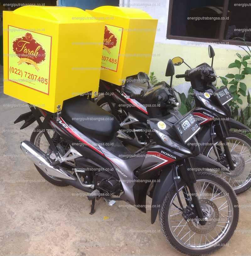 Box Motor Delivery Dan Box Pesan Antar Harga Murah