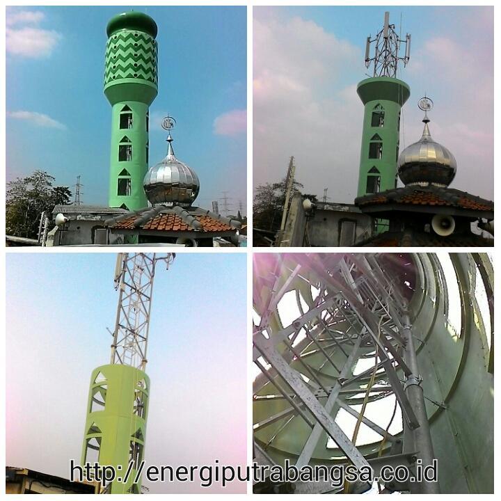 tower kamuflase