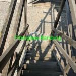 laminasi tangga fiber