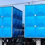 Tangki Panel Fiberglass Penampungan Air Harga Diskon
