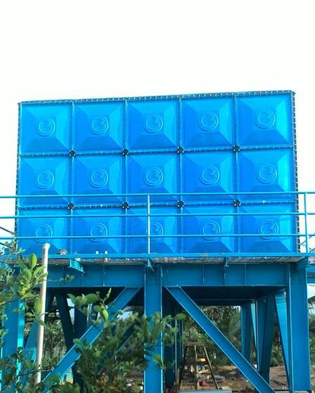 tangki fiberglass panel
