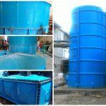 fiberglass water tank murah
