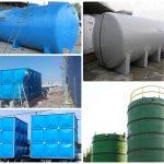 pabrik frp tank fiberglass