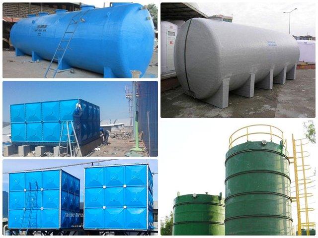 Pabrik FRP Tank Pt Energi Putra Bangsa Yang Berkualitas