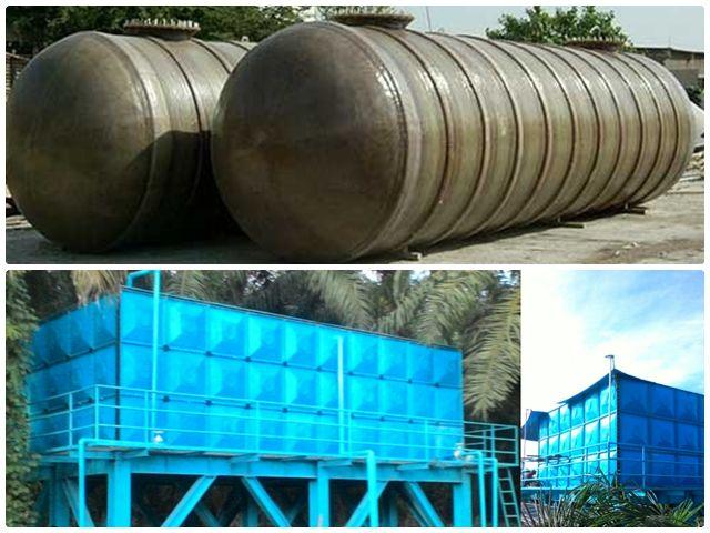 ground water tank frp