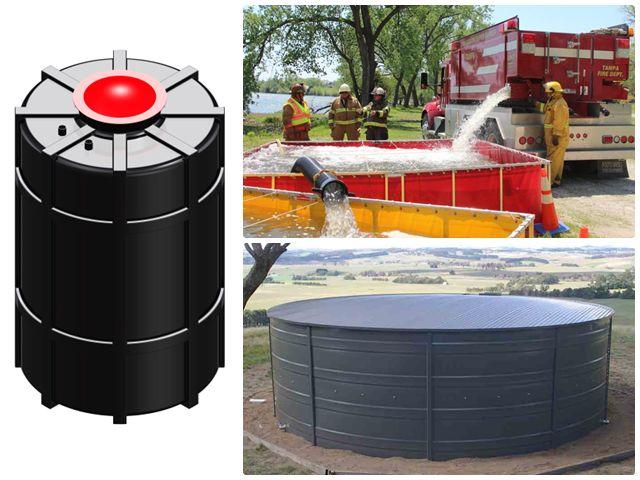 Tangki Air Berbahan Fiberglass Dan Cara Membuatnya
