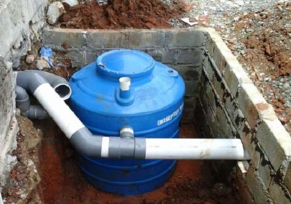 Cara Pemasangan Septic Tank Biotech Oleh Ahlinya